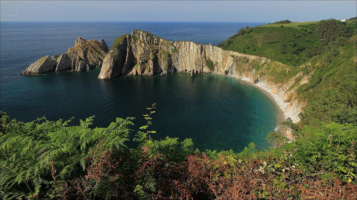 Asturie, Playa del Silencio