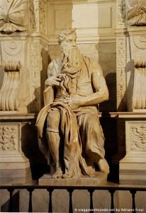 Cosa vedere a Roma: Mosè