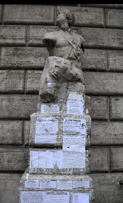 http://www.viaggionelmondo.net/wp-content/uploads/2010/11/Roma-statua_Pasquino.jpg
