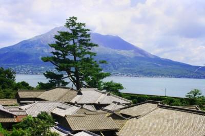 Sakurajima-Giappone