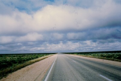 Australia on the road - itinerario