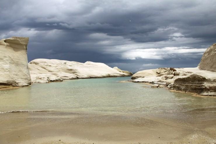 spiagge Cicladi