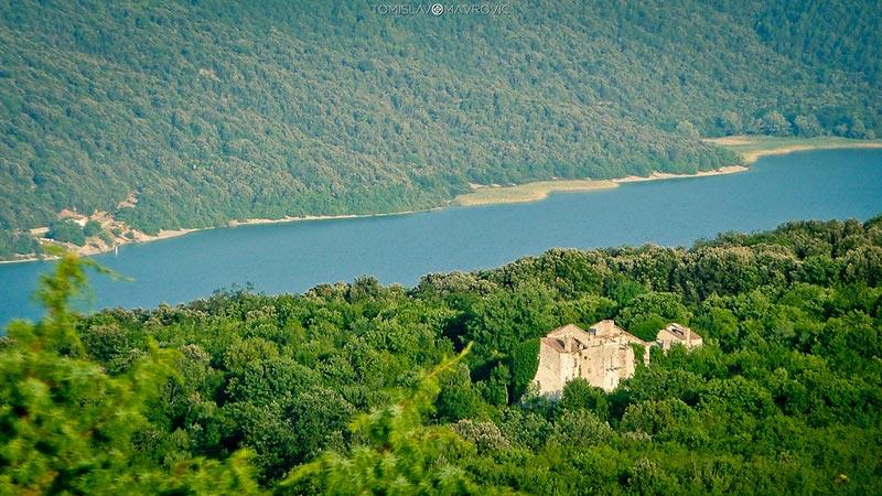 Vransko jezero, Cres, Croazia