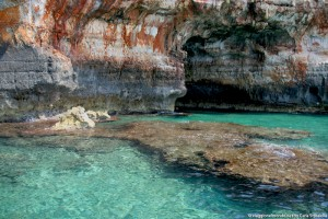 Santa Maria di Leuca, grotte