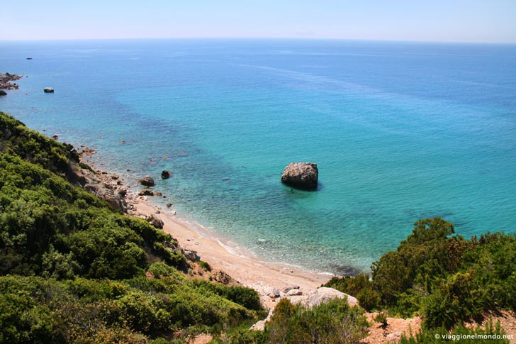 Parchi nazionali italiani - arcipelago toscano