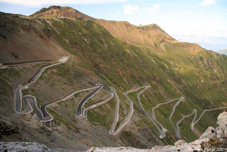 Parchi nazionali italiani: stelvio