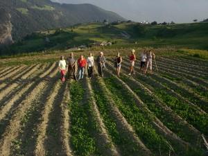 I sapori della valle d aosta viaggio nel mondo for Agriturismo maison rosset