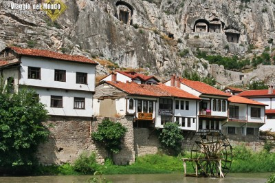 Viaggio in Turchia: Amasya