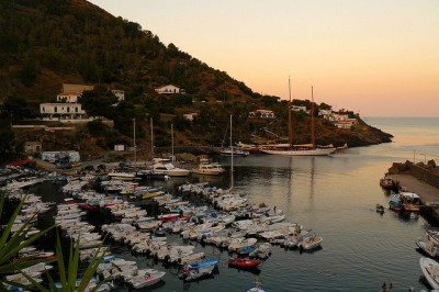 isole sicilia - ustica