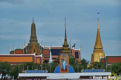 visitare Bangkok: Palazzo Reale