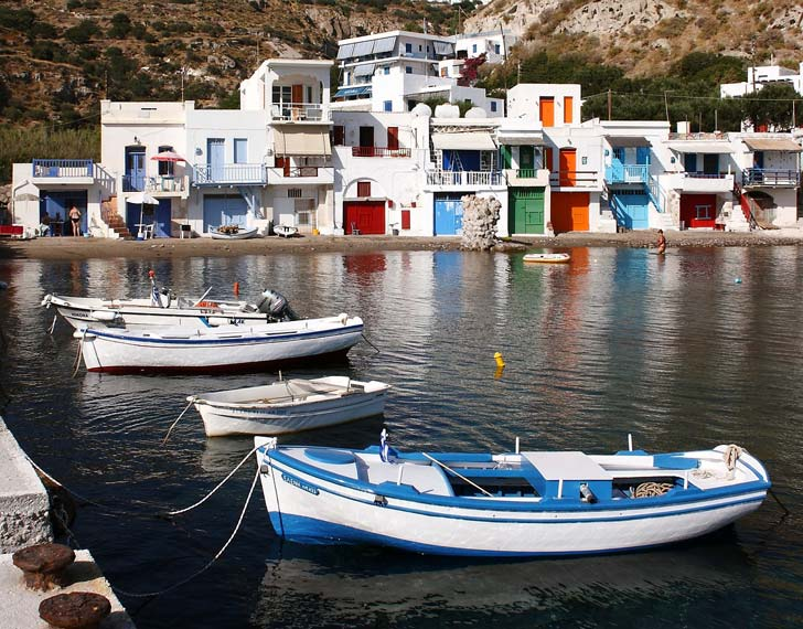 isole Grecia: Milos