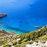Amorgos, l'isola greca del mare, del vento, del silenzio