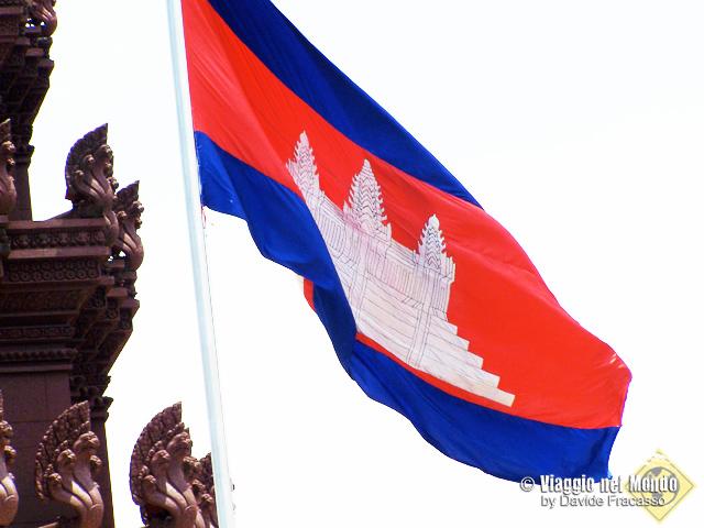 Phnom Penh, capitale Cambogia