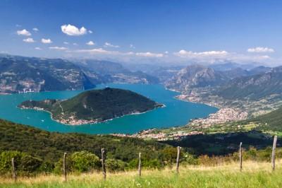 Lago d'Iseo e Montisola