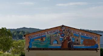 Il Cammino di Santiago: Obanos