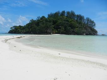 Moyenne, Seychelles