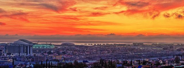 Sochi, Mar Nero