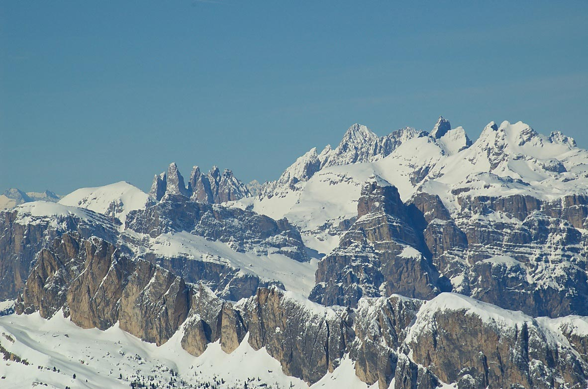 ciaspolate Alto Adige