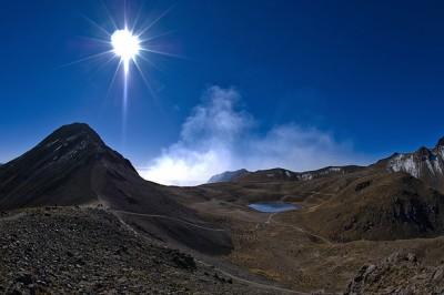 Vulcani Messico