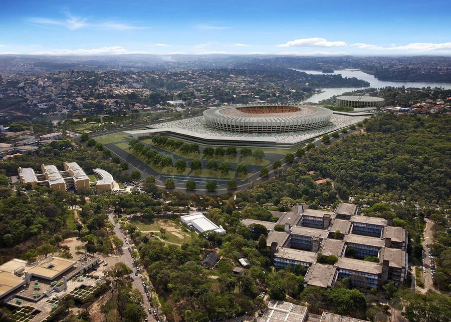 Belo Horizonte - Mondiali Brasile 2014