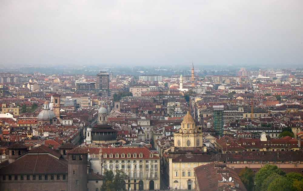 Torino vista dalla Mole