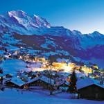 Wengen, Svizzera: un borgo car-free da Coppa del Mondo