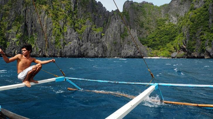 Palawan, Filippine - l'isola più bella del mondo