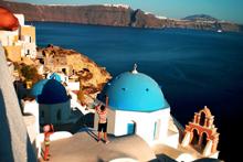 foto Santorini