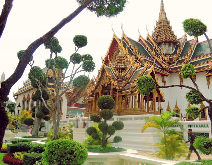 Bangkok: Palazzo reale