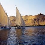 In feluca sul Nilo, una crociera alternativa