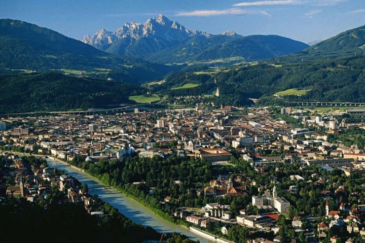 Innsbruck: weekend in bici