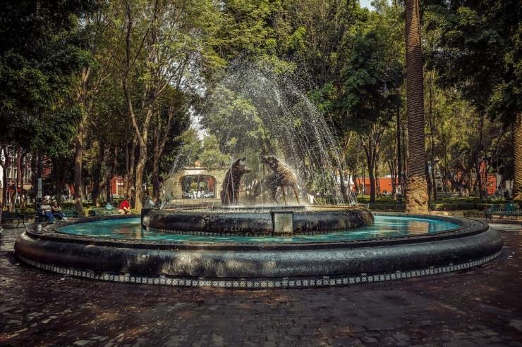 Coyoacan, Città del Messico