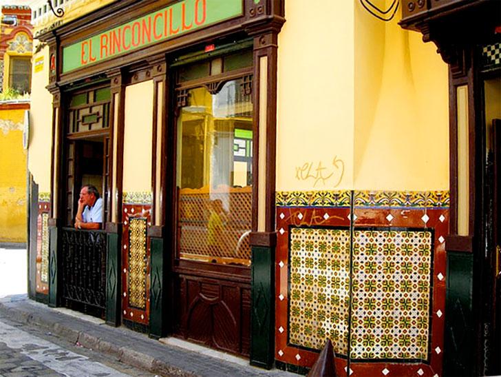 El Riconcillo, Siviglia