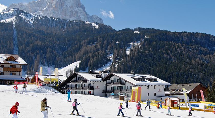 Hotel sci bambini Alto Adige