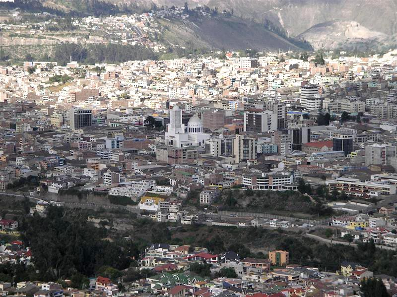 Ambato, Ecuador