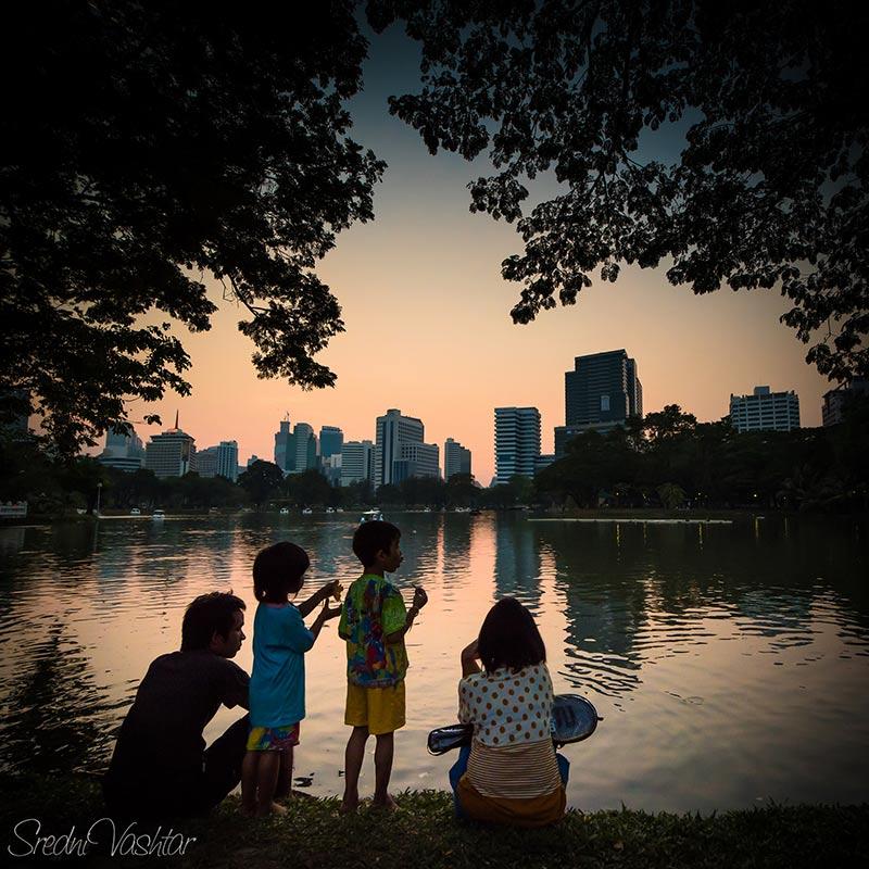 Bangkok, viaggio Thailandia con bambini