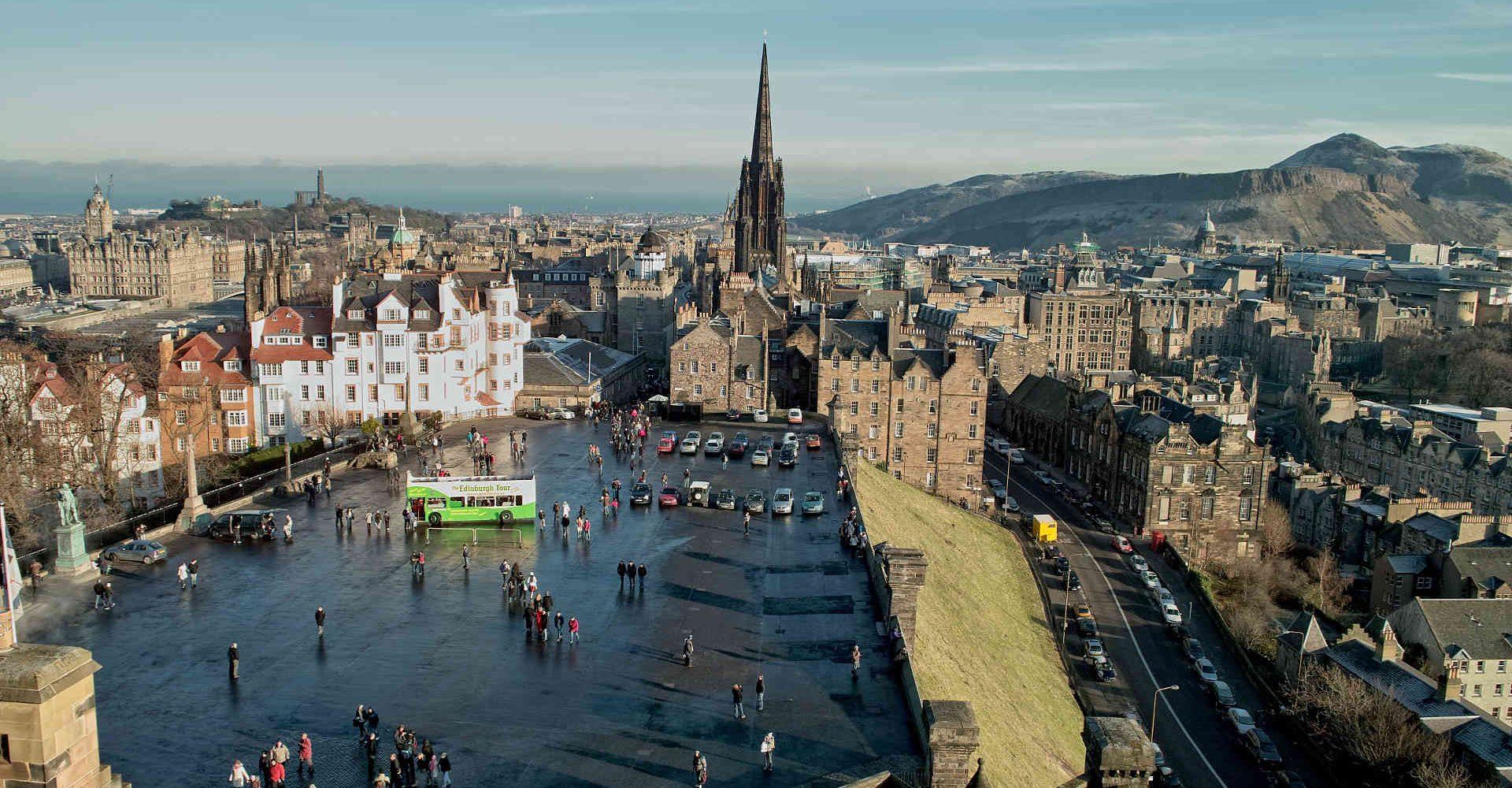 Edimburgo cosa vedere in due giorni viaggio nel mondo for Best places to visit over christmas in the us