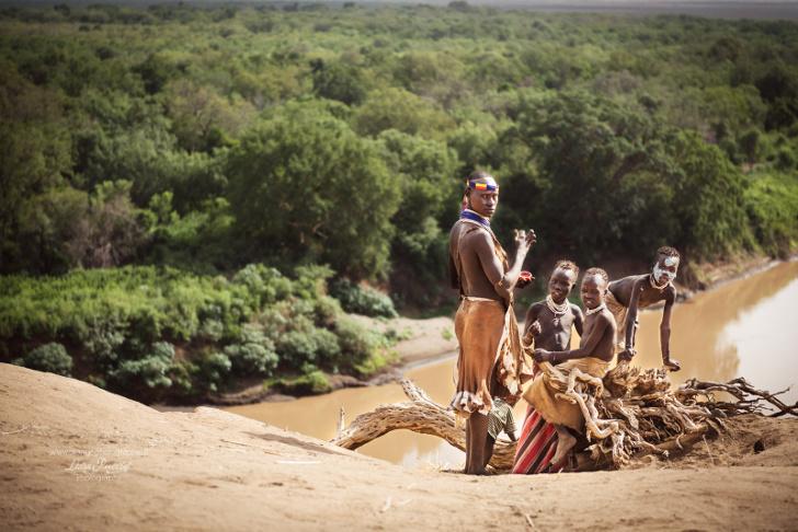 Fiume Oomo - Etiopia