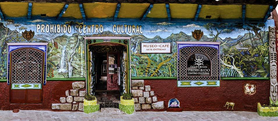 Prohibido Centro Cultural, Cuenca