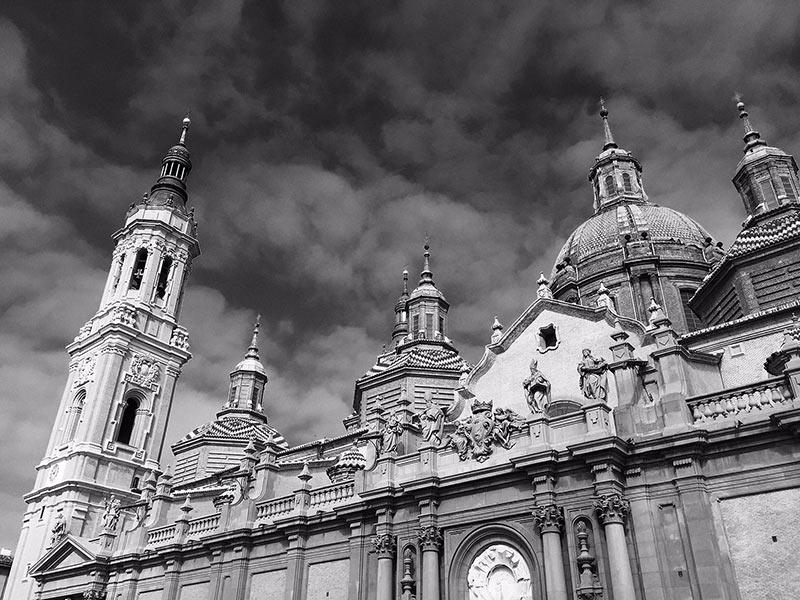 Saragozza, Basilica del Pilar