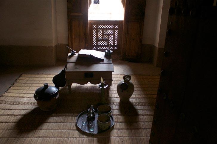 cosa vedere a Marrakech - Palazzo Bahia
