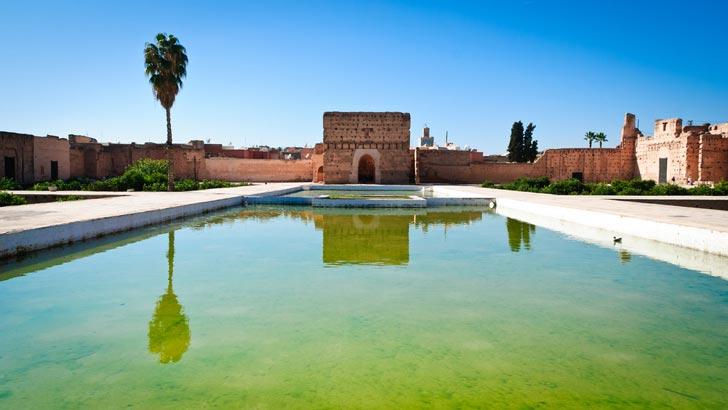 cosa vedere a Marrakech - Palazzo El Badi