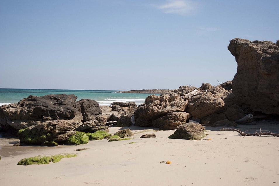 spiaggia torre guaceto, alto salento