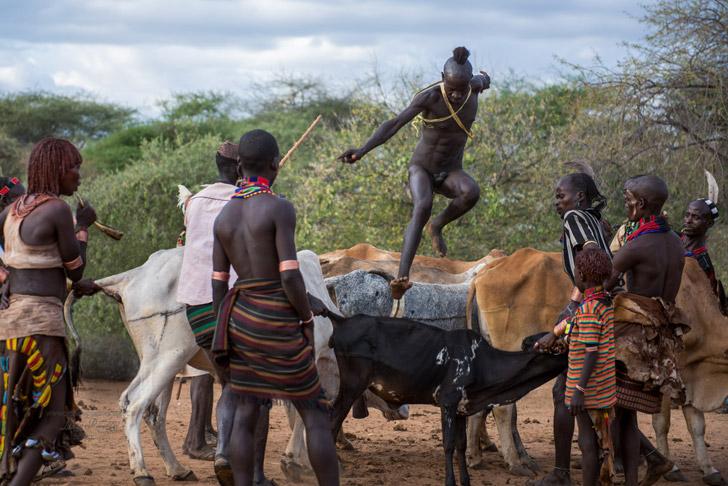rituali tribali - Etiopia