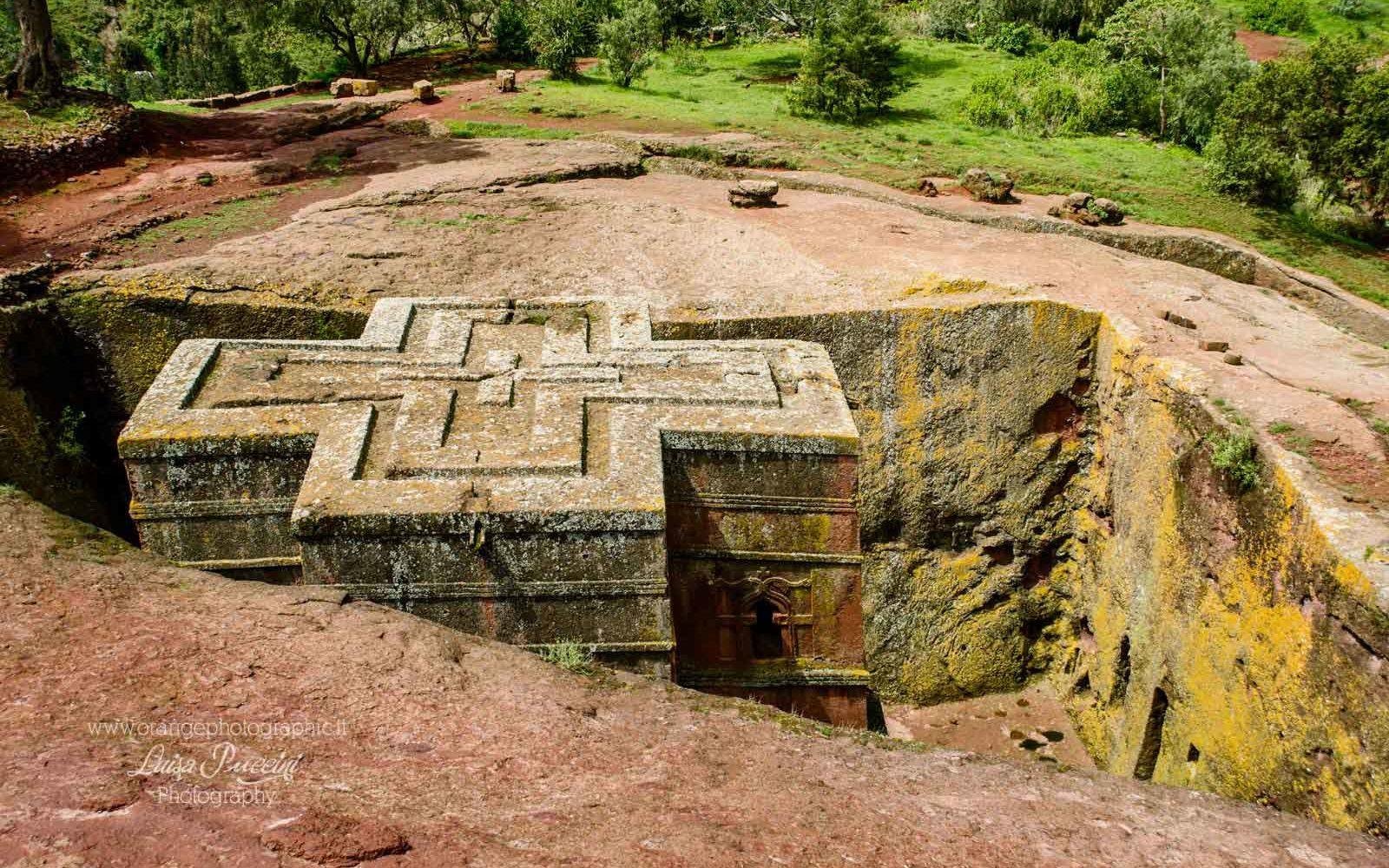 12 chiese di Lalibela
