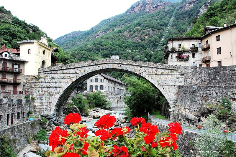 Pont Saint Martin, Valle d'Aosta