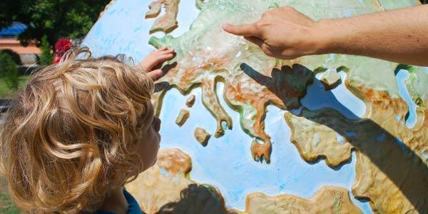 viaggi con bambini