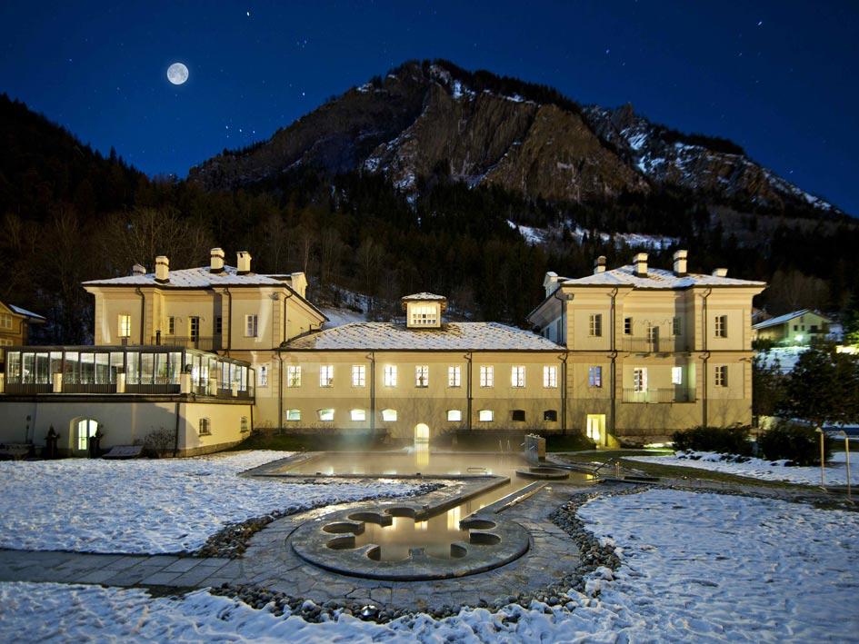 terme Valle d'Aosta