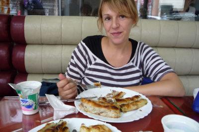 Mangiare a Sarajevo