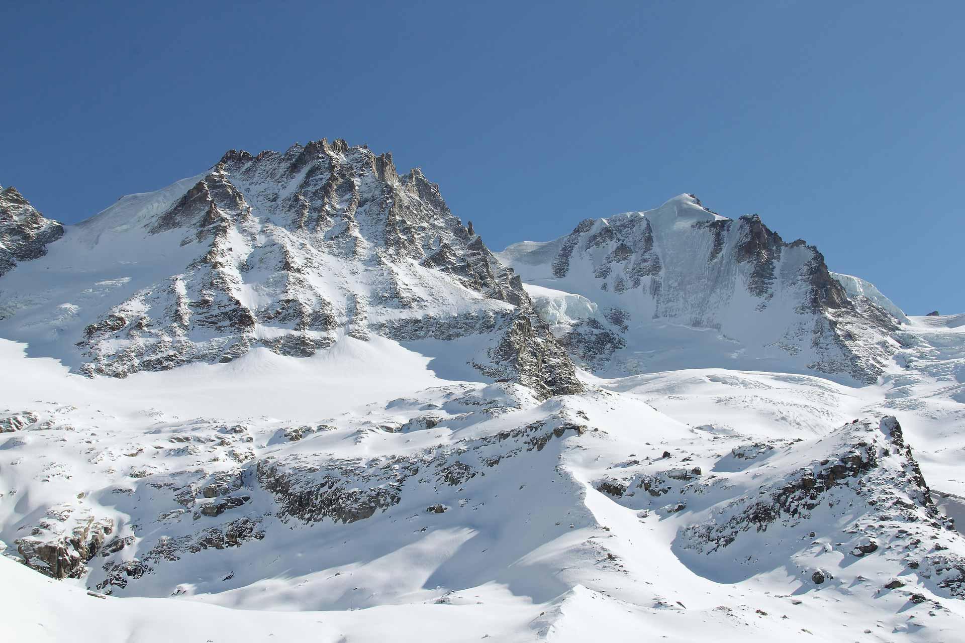 Sci alpinismo in Valle d'Aosta
